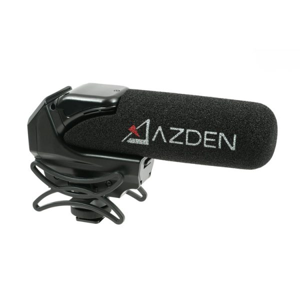 Azden SMX-15 Shotgun Video Microphone