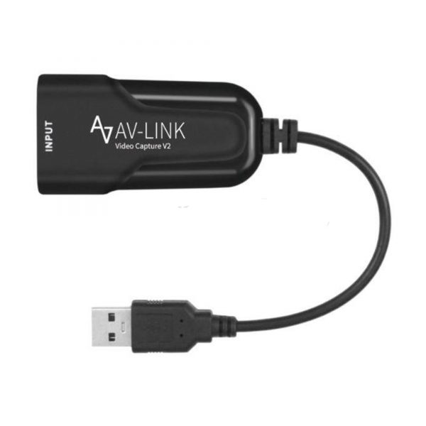 USB 2.0 to HDMI Capture Card